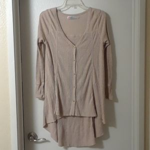 Adorable Free People sweater